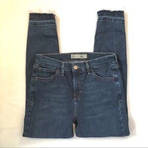 Top Shop Moto Jaime Petite Jeans